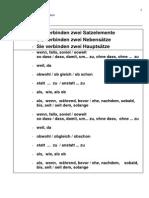 Deutsch Als Fremdsprache.Bausteine.ZIMERMANN Klaus H.Konjunktionen.[DE.04]