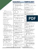Algebra 2009 III - Seg. Parcial