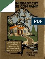 Crain Ready-Cut House Company Catalouge Part 1