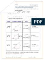 3-Integración por sustitución trigonométrica