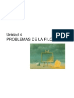 Tema 4 Los Problemas de La Filosofia