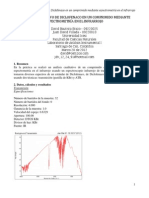 Práctica 4 - Análisis cualitativo de diclofenaco en un comprimido mediante espectroscopia infrarroja
