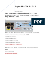 ENetwork Chapter 11 CCNA 1 4