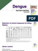 Dengue VectorControl