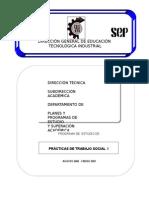 Programa Practicas I 2006-2007