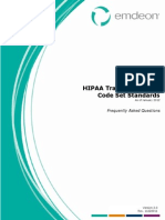 Hipaa Simplified FHIPAA_Simplified_FAQ_Iaq I-5010