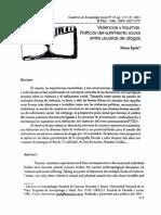 EPELE - Violencia y trauma_Políticas del sufrimiento social entre usuarias de drogas