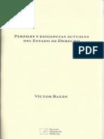 Bazán, Victor - Estado de Derecho, p.6 a 17