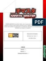 Karate Master Kdb Manual Esp