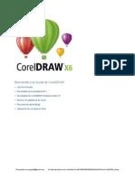 Manual de CorelDRAW x6