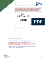 BB 9 Self Management