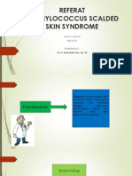 Referat Staphylococcus Scalded Skin Syndrome
