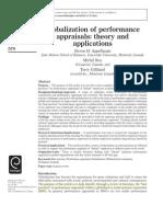 Appelbaum - Performance Appraisal