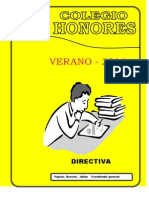 Directiva de Verano (1)