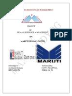 Maruti Udyog Limited