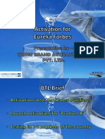 Activation for Water Purifier