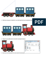 Cara-cara Membuat Kereta API.