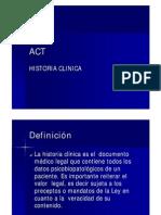 ATENEO Historia Clinica