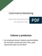 Colorimetría Marketing