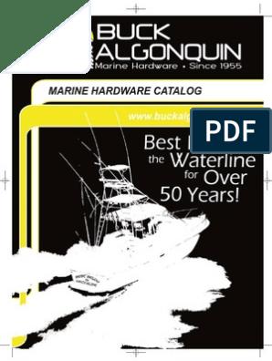 "Buck Algonquin 3//4/"" Bore Packing Box 1 1//2/"" I.D Hose 00PB75"