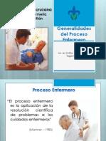 3. Generalidades Del Proceso Enfermero