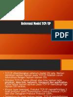 Referensi Model TCP-IP