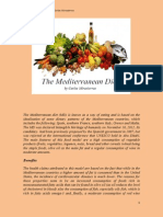 The Mediterranean Diet, by Carlos Mirasierras