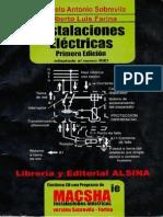 Instalaciones eléctricas. Marcelo Sobrevila y Alberto Luis Farina (1)