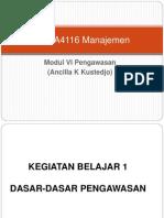 EKMA4116 Manajemen - Modul 6.ppt