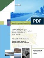 WSA_ADB NCRPB_FR_Vol I-D (Panipat WS Estimate in detail ..