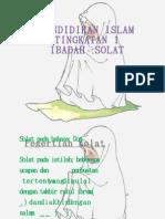 IBADAH SHOLAT