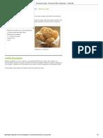 Broinhas de Queijo - Receita de Pães e Sanduíches - ClickGrátis