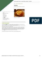 Coxinha de Requeijão Cremoso - Receita de Pães e Sanduíches - ClickGrátis