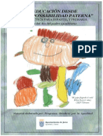 Coeducación desde la Responsabilidad Paterna.