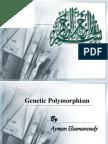Polymorphism Introduction Ayman