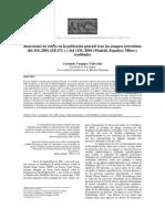 Reacciones de Estres-2005 - 11M y 11S (Ann. PCS)