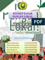 (PPT) KELOMPOK 4-KONSEP PANGAN LOKAL-THP A 2012