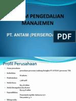 pengedalian sistem manajemen