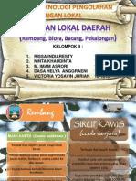 (PPT) KELOMPOK 4-BATANG, PEKALONGAN, REMBANG, BLORA-THP A 2012