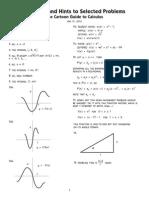 Solutions CGCalculus01