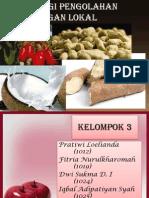(PPT) KELOMPOK 3-MAGELANG, JEPARA, KUDUS, PATI-THP A 2012