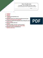 1.3 - Diversidade dos animais - Alimentação -  Ficha Trabalho (2) - Soluções (1)