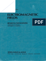 Electromagnetic Fields_Roald K Wangness_Coulombs Law