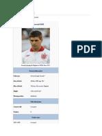 Biografija Gerrarda