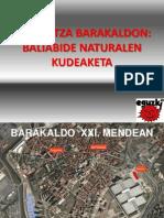 Barakaldoko Hirigintzaren Bilakaera-Ingurune Naturalen Desagerpena 2014-Martxoa