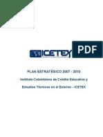 Ejemplo Pan Estrategico Icetex