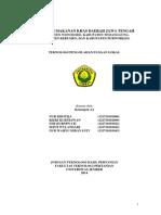 (WORD) KELOMPOK 2-WONOSOBO, TEMANGGUNG, KEBUMEN, PURWOREJO-THP A 2012