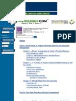 (eBook PDF) - Pmp - Project Management Practitioner's Handbook