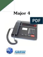 Manual Major 4