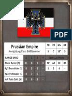 Prussian Battlecruiser
